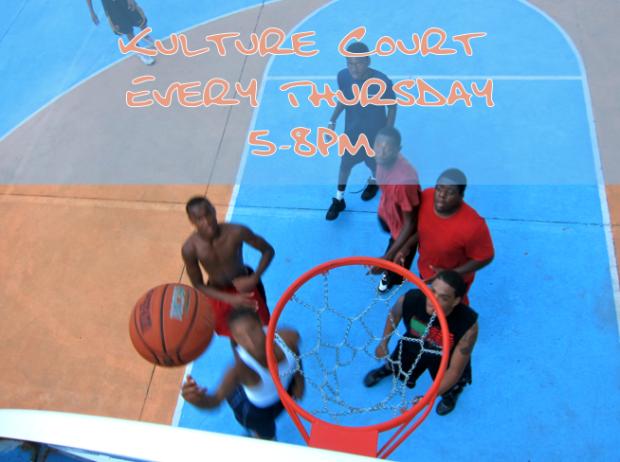 Open Court Every Thursday All Summer